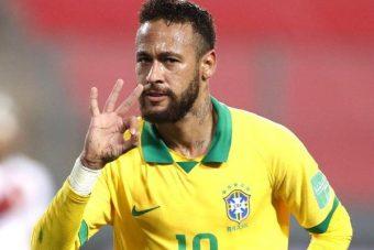 ดาวยิงตลอดกาลทีมชาติบราซิล